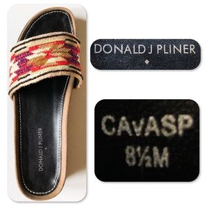 Donald J. Pliner Shoes - 🏆HP!🏆Donald J. Pliner Cava Platform Wedges